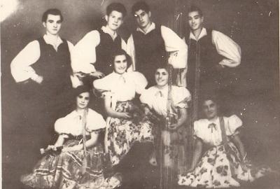 Cikta Rt. Ifjúsági tánccsoport