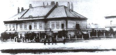 Frigyes laktanya az 1910-es években