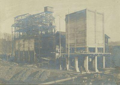 Dunagőzhajózási Társaság, Újhegyi szénmosó
