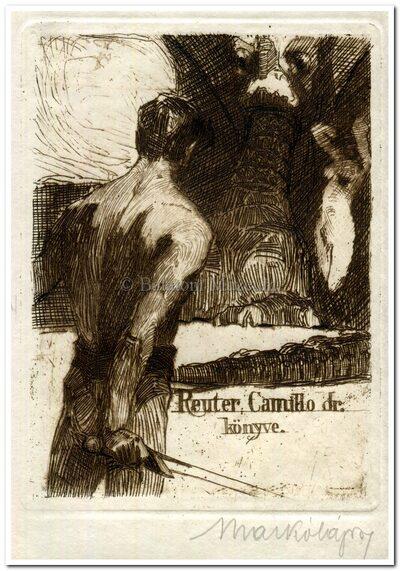 Reuter Camillo Dr. könyve.