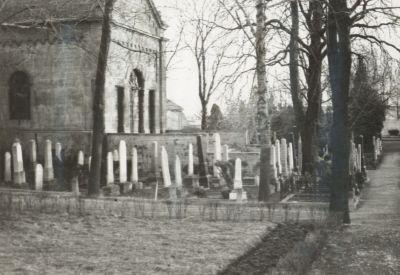Pécsi Izraelita temető