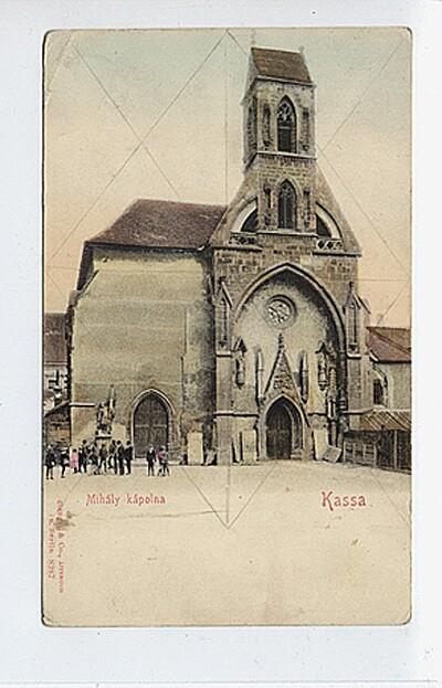 Mihály-kápolna Kassán