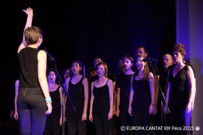 Soharóza Az Elő Fény előadás az Europa Cantaton