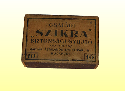 Szikra Gyufa