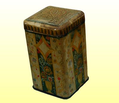 Szent István cikóriás doboz