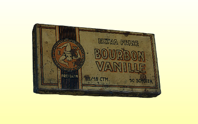 Vaníliás doboz