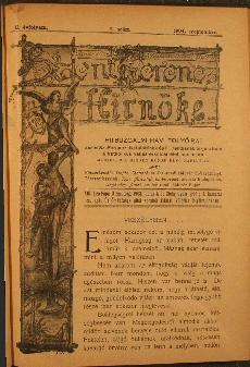Szent Ferencz hírnöke 1904. szeptember