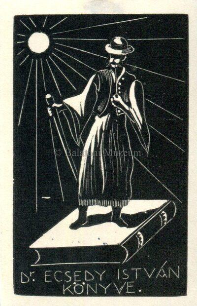 Dr. Ecsedy István könyve