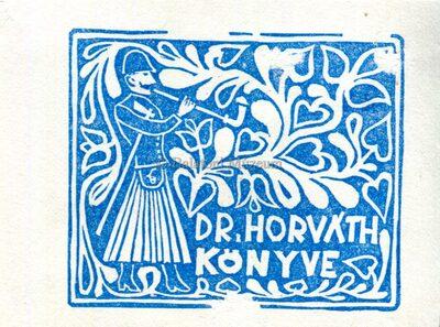 Dr. Horváth könyve