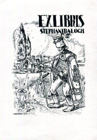 Ex libris Stephani Balogh