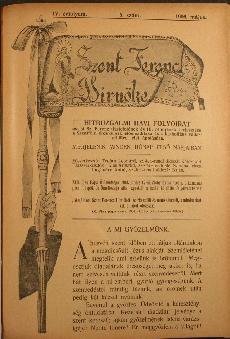 Szent Ferencz hírnöke 1906. május