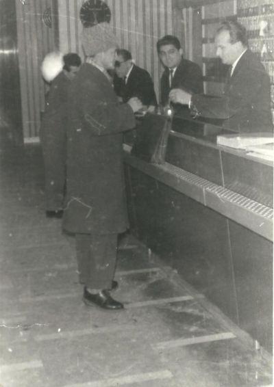Royal Szálló, Budapest, 1961