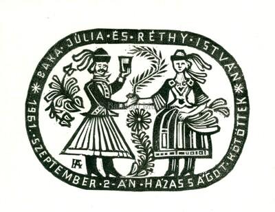 Baka Júlia és Réthy István