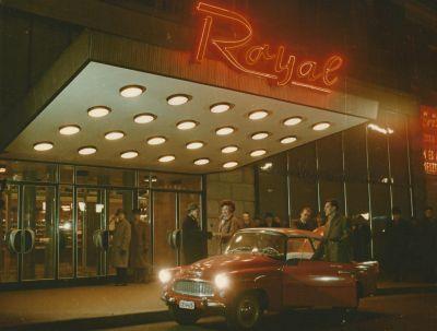 Royal Szálló, Budapest, 1970-es évek eleje