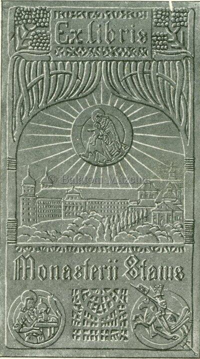 Ex Libris Monasterii Stams