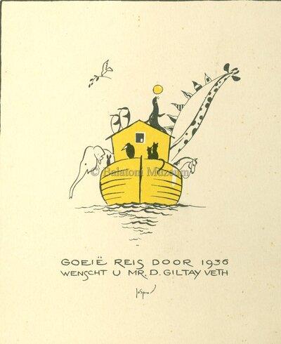 Goeie Reis Door 1936