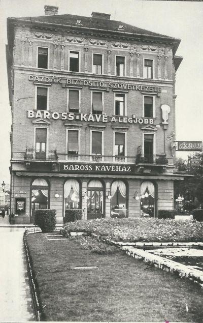 Baross Kávéház, Budapest