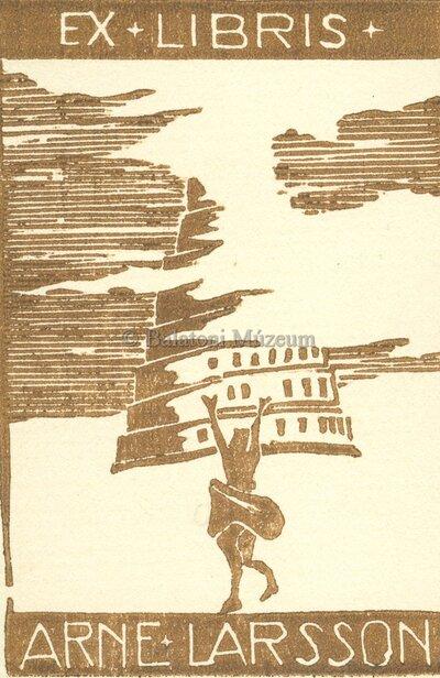 Ex libris Arne Larsson