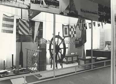 A Balatoni Múzeum 1986-os állandó kiállítása