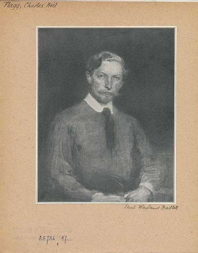 Charles Noel Flagg művének reprodukciója