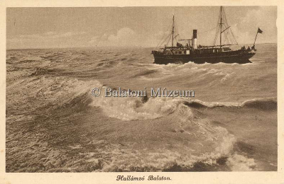 Hullámzó Balaton