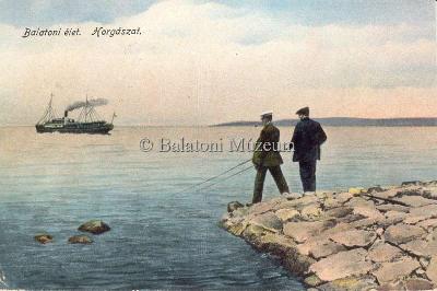 Balatoni élet. Horgászat