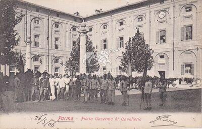 Képeslap-Parma