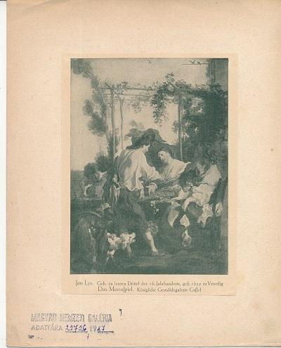 Jan Lys műveinek reprodukciói