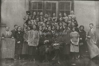 Szabó-varró tanfolyam résztvevői