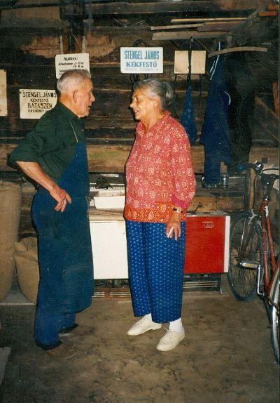 Stengel műhely látogatása, Bátaszék