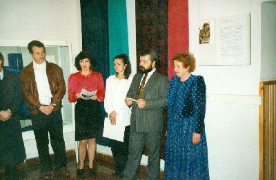 Losonci népviseleti kiállítás, Kékfestő Múzeum, Pápa