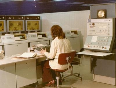 Dél-dunántúli Áramszolgáltató Vállalat (DÉDÁSZ) számítóközpontja