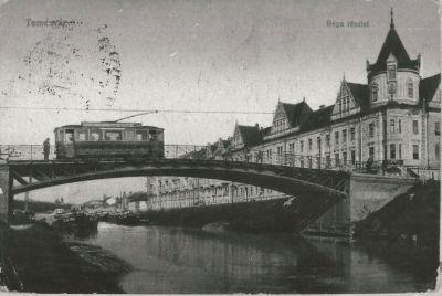 Arany Horgony Kávéház, Temesvár, 1916