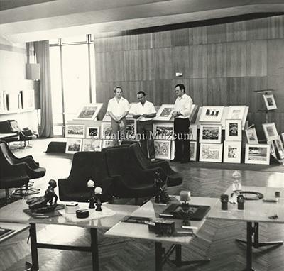 Képző- és iparművészeti bemutató