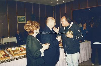Polgármesteri fogadás a Juventus Étteremben, Helikon 96