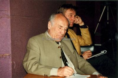 Az 1998. évi Helikoni Ünnepségek, A vers-és prózamondás.