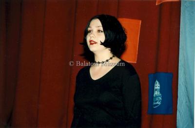 Az 1998. évi Helikoni Ünnepségek, vers-és prózamondás.