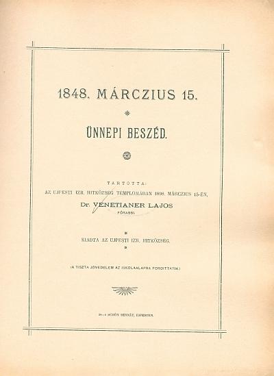 1848. márczius 15.