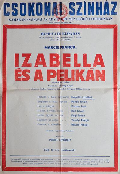 Izabella és a pelikán
