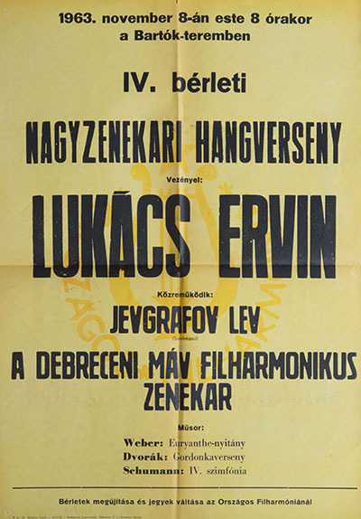 IV. Bérleti Nagyzenekari hangverseny