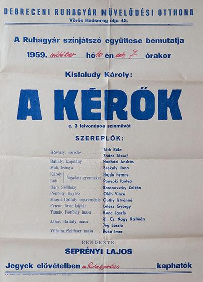 Kisfaludy Károly: A kérők