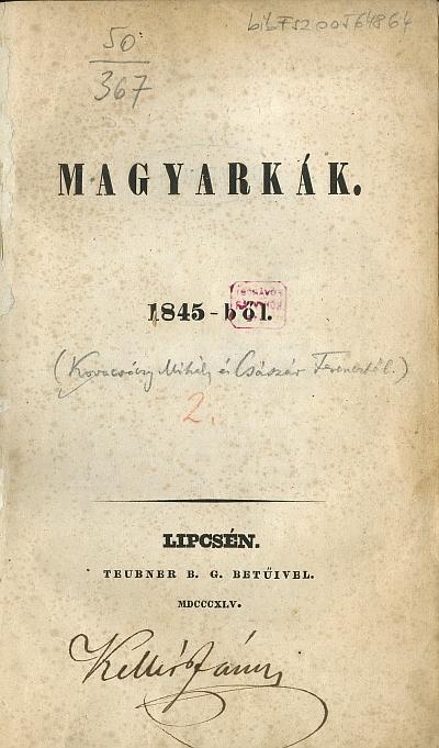 Magyarkák