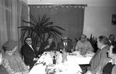 Tejipar, nyugdíjas találkozó