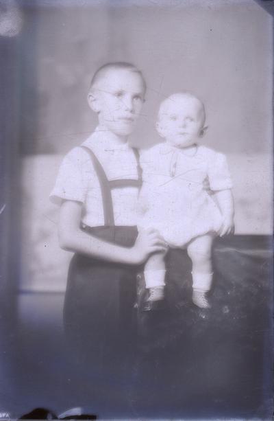 Gyermekek portréja