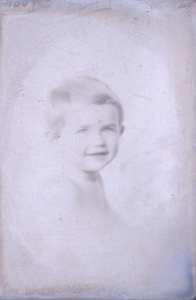 Gyermek portréja