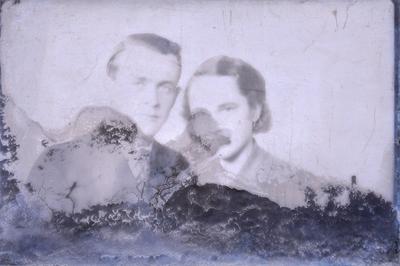 Férfi és nő portréja