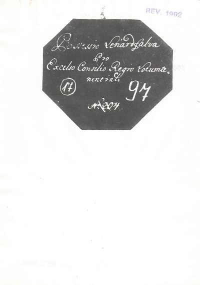 Az Országos Levéltár /OL/: iratanyagának fotómásolata /Mária T.-féle úrbérrendezés./