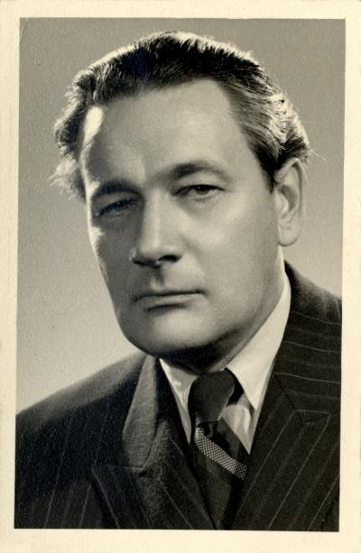 Elhunyt nagyjaink - Dr. Kessler Hubert