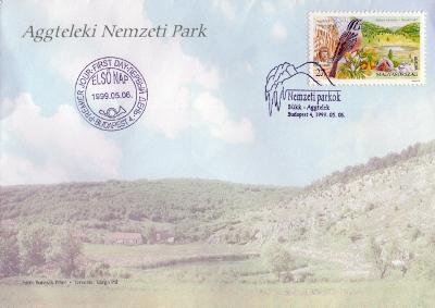 Aggteleki Nemzeti Park - Egyedi boríték