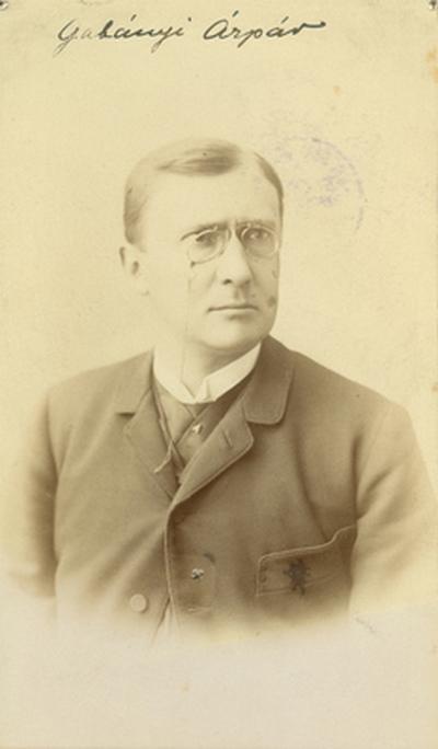 Gabányi Árpád színész